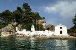 Ag. Maria - eine griechisch-orthodoxe Kirche am Fuße des Städchen Parga